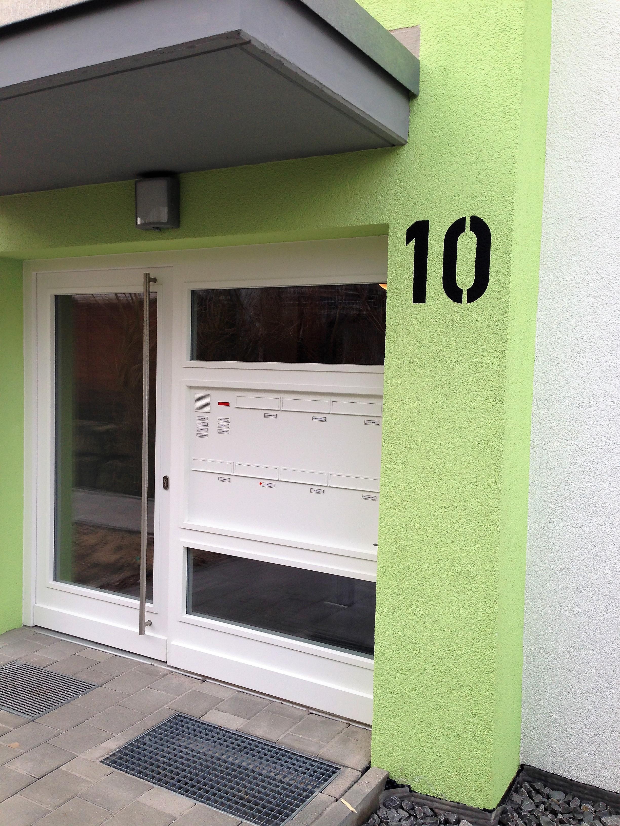 Hausnummern (1)